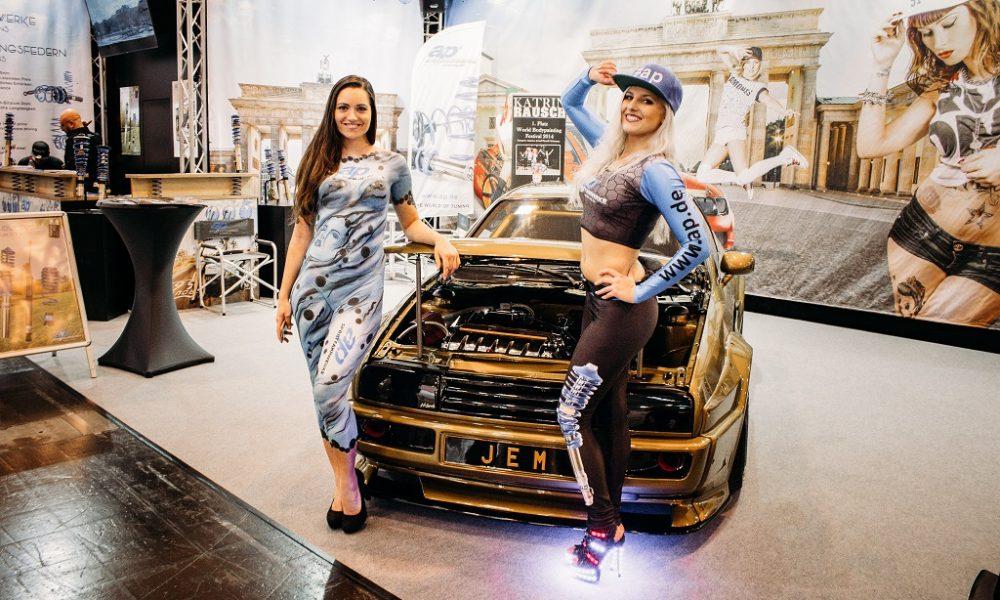 Motorshow Essen 2018