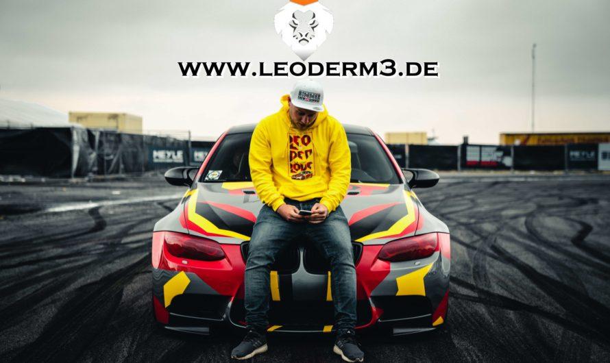 LEODERM3 Online BMW Shop