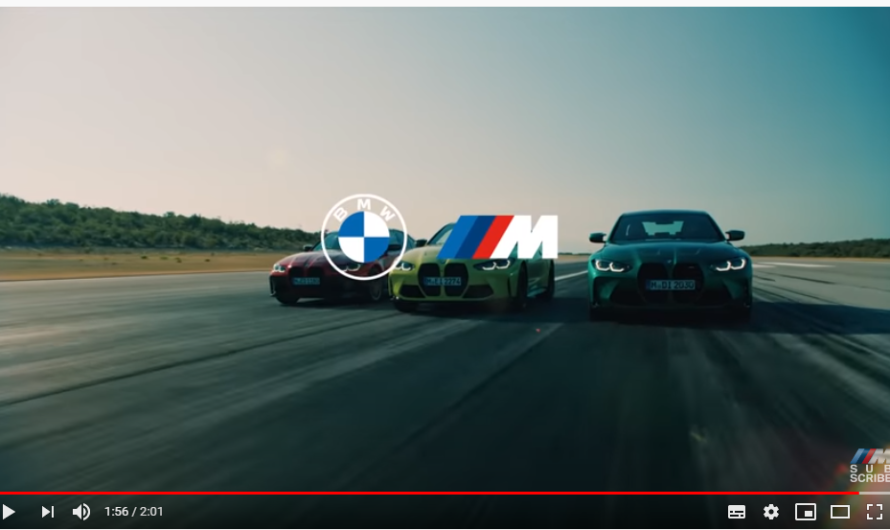 The New 2021 BMW M3 & M4 Competition G80 G82